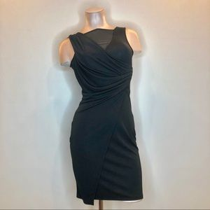 💋French Connection low V-neck sexy back dress